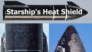 How SpaceX Designed A Heat Shield For The Largest Spacecraft Ever Built