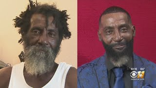 Dallas Homeless Man Gets Makeover In Time For Father's Day
