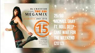 60 Club Hits ★ 2003-2018 ★ 15 Years ★ Megamix
