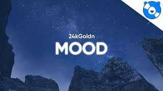24kGoldn - Mood (Clean - Lyrics) ft. iann dior