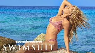 Sailor Brinkley Cook Continues The Family Legacy In Aruba | Uncovered | Sports Illustrated Swimsuit
