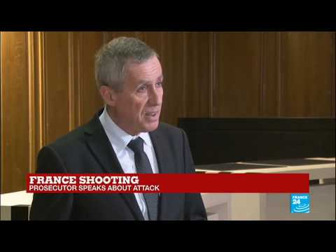 France shooting: Prosecutor François Molins discusses the attacks in Carcassonne and Trèbes