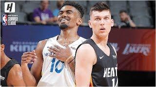 Miami Heat Vs Golden State Warriors   Full Game Highlights | July 3, 2019 NBA Summer League