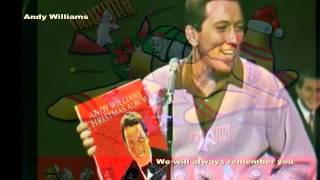 andy williams album collection  ♪ I Heard the Bells on Christmas
