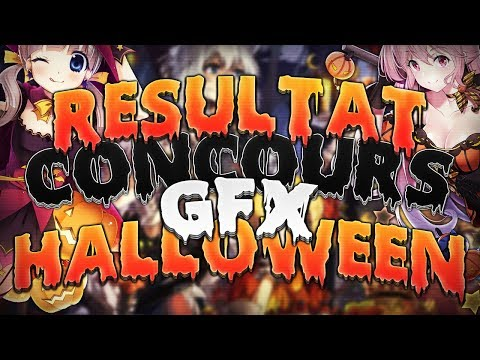 [RESULTAT] Concours GFX sur le thème Halloween!