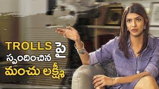 Lakshmi Manchu Responding on Trolls || Chi Cha Chai with Kaumudi || SillyMonks Tollywood