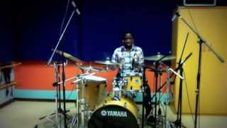 Ginger Breadman & Ayanda Jiya - Yours (Drum Cover)