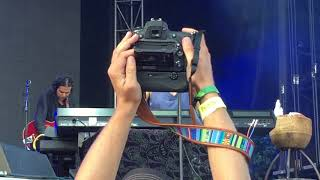 Fiona Apple - On The Bound/Happy Birthday (crowd sings) Ohana Fest 2017