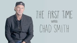 The First Time with Chad Smith | Rolling Stone