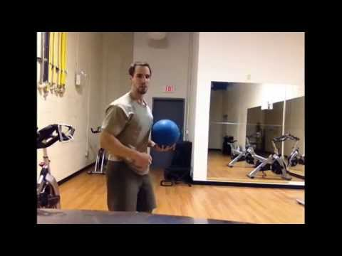 Video Benefits of Medicine Ball Slam