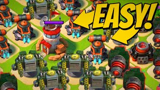 Boom Beach HOW TO DEFEAT EVERY SINGLE RESOURCE BASE!! (Pro Tips and Tricks Gameplay)
