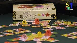 Video-Rezension: Legendary Forests