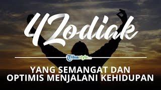4 Zodiak yang Semangat dan Optimis Menjalani Kehidupan, Pisces Mudah Berteman dan Jadi Diri Sendiri