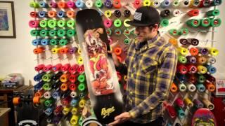 Restless, Rayne, Jet Skateboards, Metro - Concretewave.de Video Blog #21