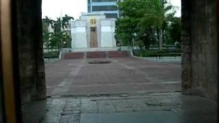 preview picture of video 'video puerta del conde, Santo Domingo, República Dominicana'