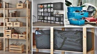 12 GARAGE STORAGE IDEAS IKEA