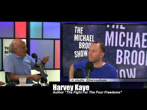 How The New Deal Broke The Right-Wing Mind (TMBS 47 ft. Harvey Kaye)