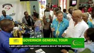 Expo Jamaica 2014: Governor General