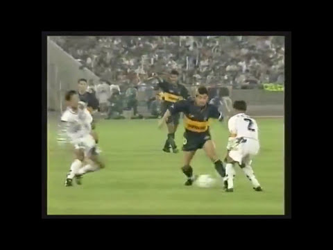 Jugadas de Diego en 1995/97