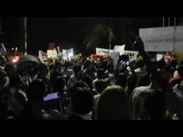 Manifestação Pacifica em Seropédica – parte 4