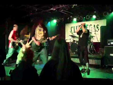 Cascade  - Massacre at the Wake, Badgeristic Live Pain in SLC, 3-4-11 @ Club Vegas, SLC, UT