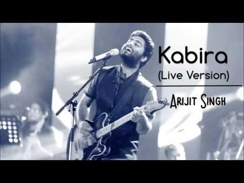Kabira - Arijit Singh (Unplugged Version)   best of 2016   Arijit Singh Live   MTV Unplugged
