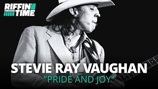 """Pride and Joy"" - Stevie Ray Vaughan 