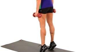 How to Do a Calf Raise | Sexy Legs Workout