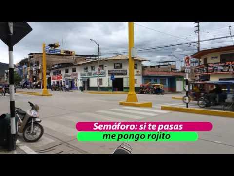 NO PASA NADA - Semáforos - Jaén - Perú