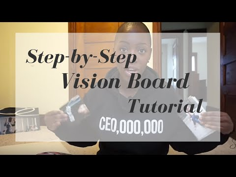 Vision Boards, 30 Minutes