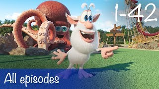 Booba - Compilation of All 42 episodes + Bonus - Cartoon for kids