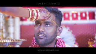 Vinoth & Pavetra - Cinematic Wedding Highlight by Jobest