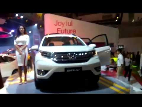 Honda BRV First Impression @ PIMS 2016 | carbay.ph