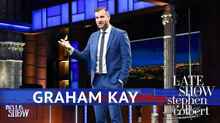 Graham Kay Performs Stand-Up