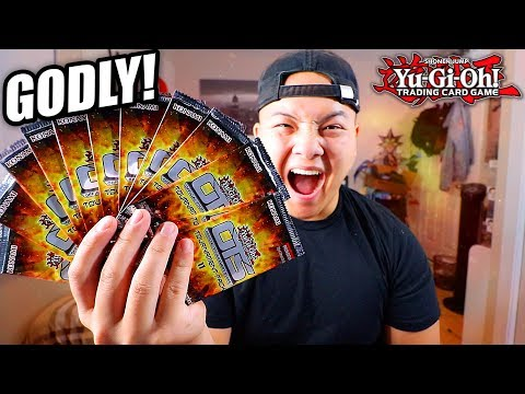 GODLY! NEW YU-GI-OH! OTS TOURNAMENT PACK 11 OPENING! (UNREAL)