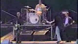 Code Of Silence - Sound Check Shea Stadium 2003