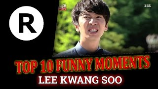 TOP 10 Funny Moments Lee Kwang Soo Part 1 - Running Man