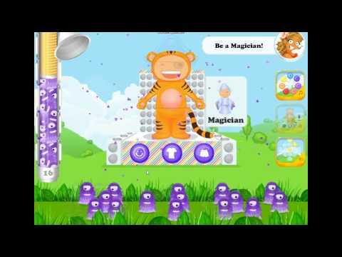 Video of Teeny Tinies Toddler Game
