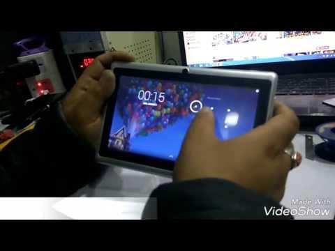 Fun tab hard reset - Bikram Kc - Video - TimeOnMyNails com