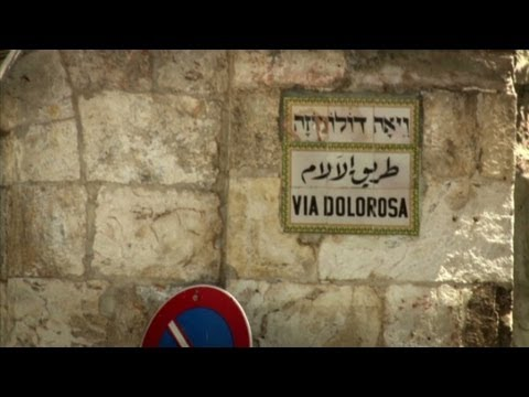 Israel: Exploring Jerusalem's old city (Anthony Bourdain Parts Unknown)