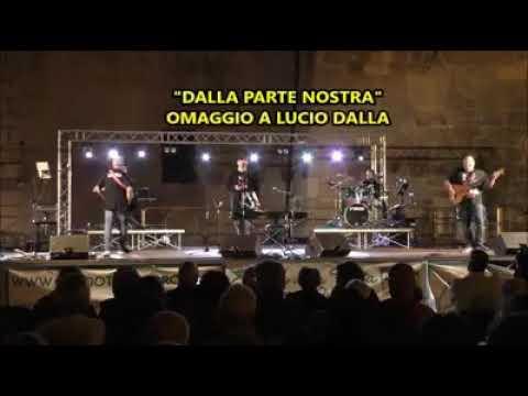 """""""Dalla parte nostra"""" Omaggio a Lucio Dalla Omaggio a Lucio Dalla Ascoli Piceno musiqua.it"""