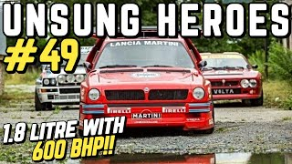 UNSUNG HEROES #49 - The Lancia ECV1