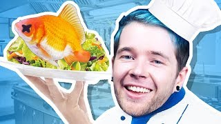 I'M COOKING YOU DINNER! | Cooking Simulator