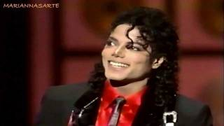 Michael Jackson AMA 1989 with Eddie Murphy Very Funny (Sub Italiano)