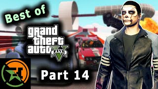 The Very Best of GTA V | Part 14 | AH | Achievement Hunter - dooclip.me