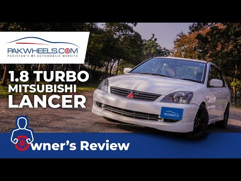 Mitsubishi Lancer 1.8 Turbo 2006 | Owner Review | PakWheels