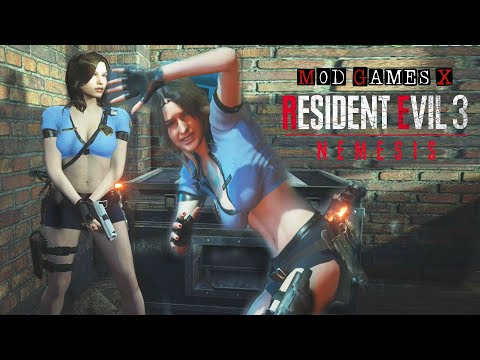 Agente Harper  - RE3 Remake MOD
