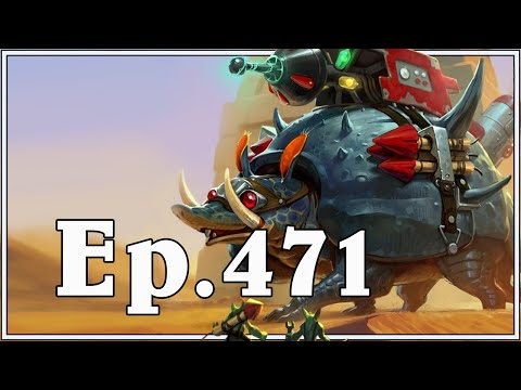 Funny And Lucky Moments - Hearthstone - Ep. 471