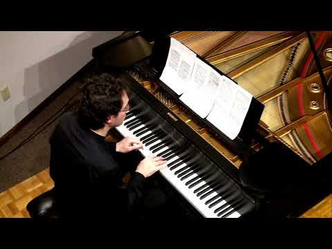 Salon Piano Series cancels the rest of this season but offers a free monthly video from past concerts