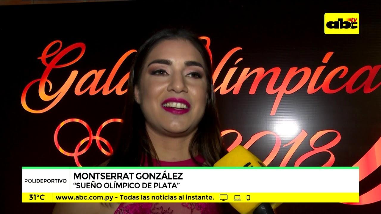 Gala olímpica corona a Matías López